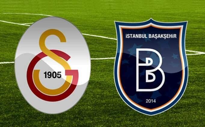 ÖZET GS Başakşehir maçı golleri izle, Galatasaray Başakşehir izle