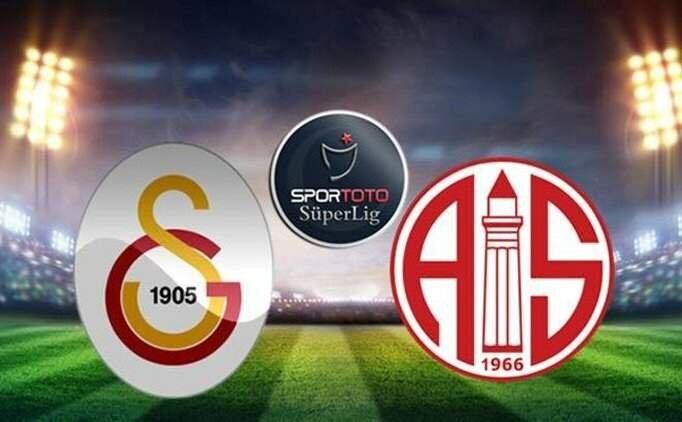 ÖZET İZLE Galatasaray Antalyaspor maçı golleri İZLE, GS Antalyaspor maçı