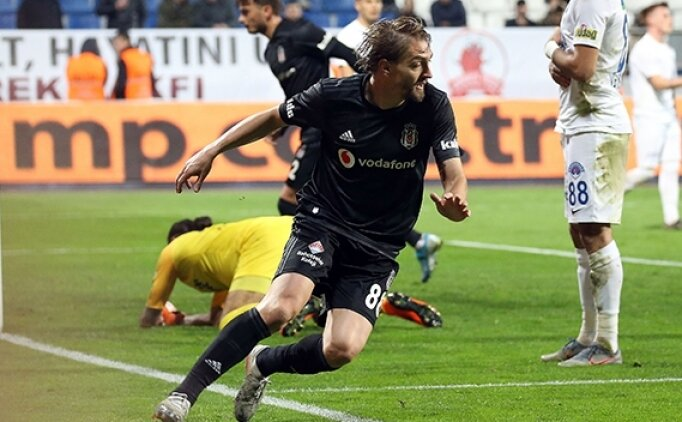 Avrupa'nın en hızlı yükselen takımı Beşiktaş