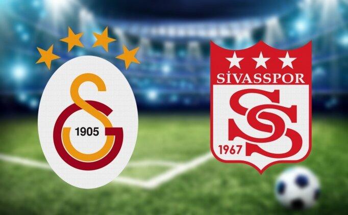 İZLE Galatasaray Sivasspor maçı özet, Galatasaray Sivasspor golleri