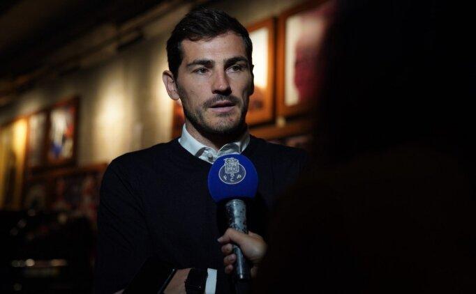 Iker Casillas, Porto'da yönetici oldu