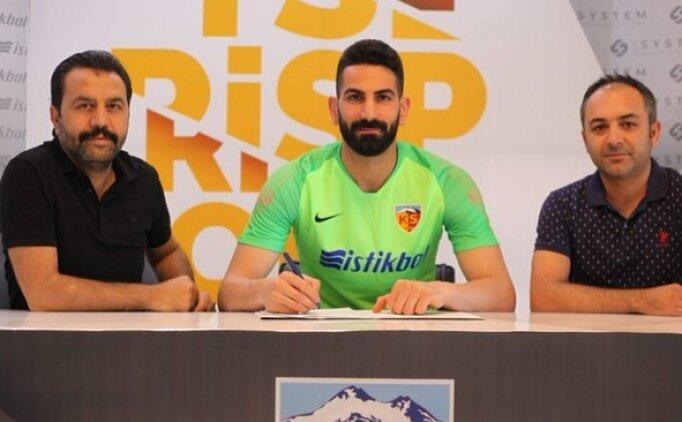 İsmail Çipe, Kayserispor'a kiralandı!