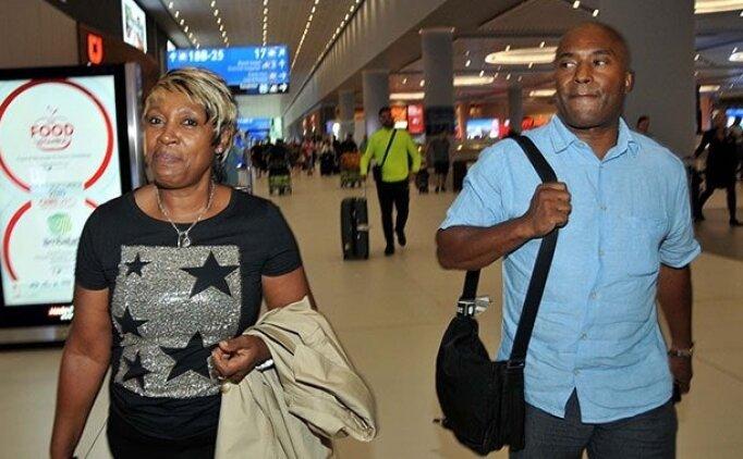 Sturridge ailesi Trabzonspor için geldi