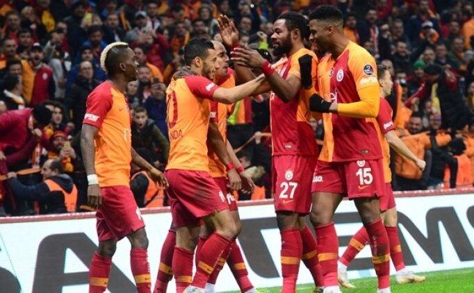 Galatasaray'a Belhanda piyangosu