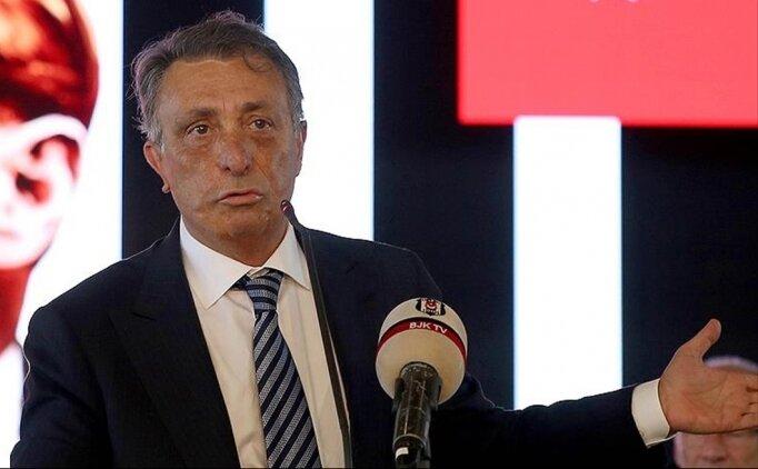 Ahmet Nur Çebi'den adaylık açıklaması: 'Türk sporuna hayırlı olsun'