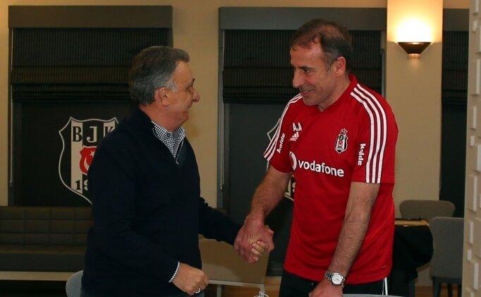 Ahmet Nur Çebi'den Kasımpaşa maçı öncesi ziyaret