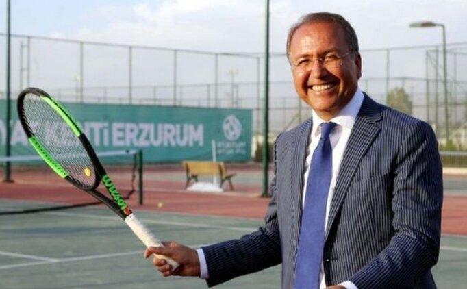 Türk tenisinde hedef dünya 1 numarası yetiştirmek