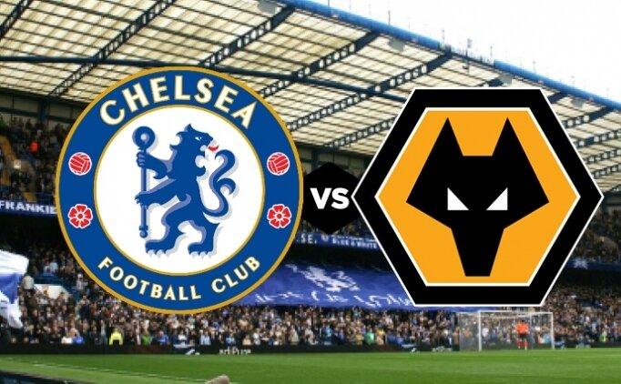 Chelsea Wolverhampton canlı hangi kanalda? Chelsea Wolverhampton maçı saat kaçta?