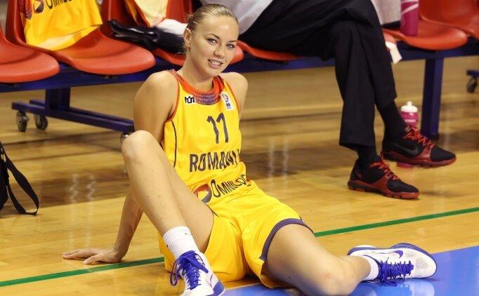 Claudia Pop Cuic Galatasaray'da