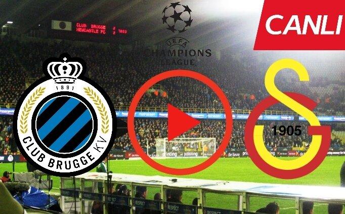 bein sports özet izle, Club Brugge Galatasaray maçı İZLE