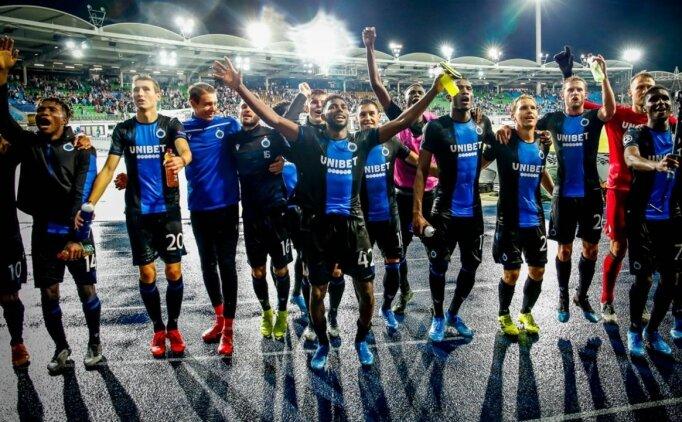 Club Brugge'nin bileği bükülmüyor!