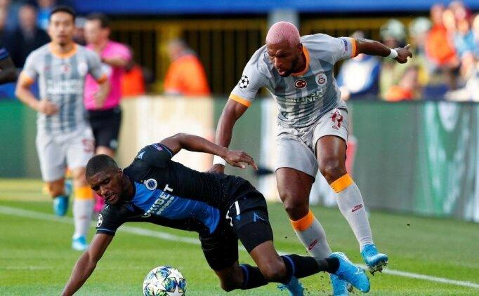 Club Brugge Galatasaray maçı özet İZLE, Brugge GS maçı özeti