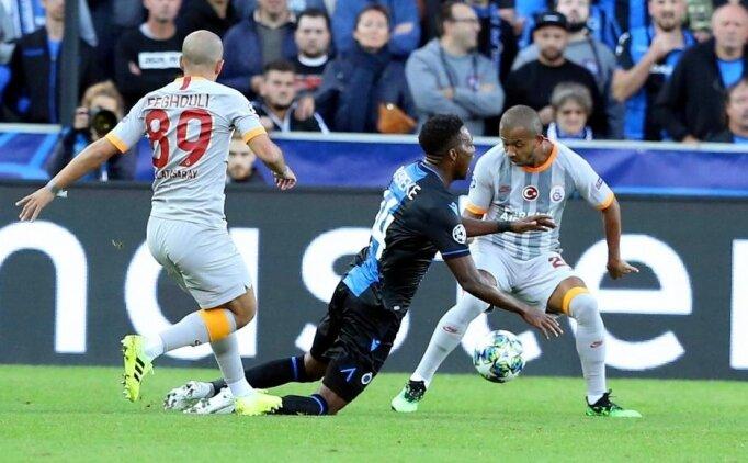 Club Brugge Galatasaray maçı özet izleme linki (beİN Sports)