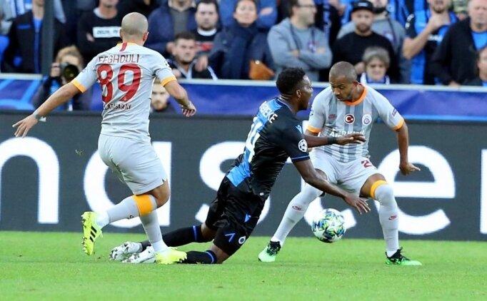 Club Brugge Galatasaray(Şampiyonlar Ligi) maçı özet izle