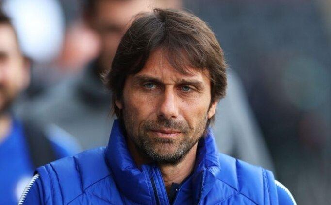 Antonio Conte: ''Geri dönüyorum''