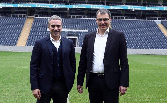 Ersun Yanal'dan Comolli'ye: 'En az 2 golcü şart!'