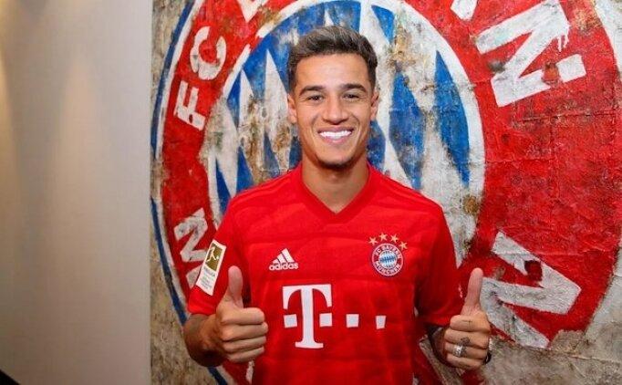 Bayern Münih, Coutinho'yu açıkladı!