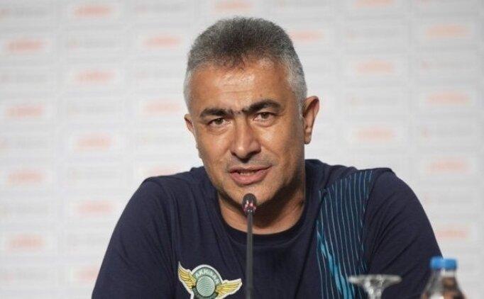 Mehmet Altıparmak: 'Futbolun adaleti olsaydı biz kazanırdık'