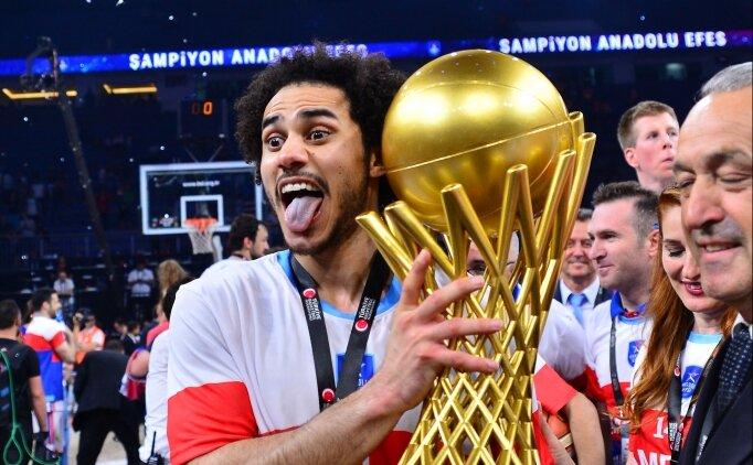 Anadolu Efes'e Avrupa Ligi'nden ödü