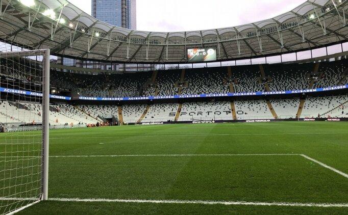 Beşiktaş, zemin krizini çözdü!