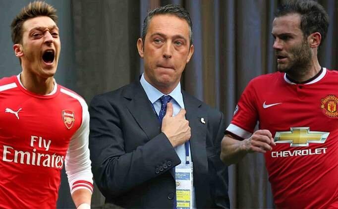 'F.Bahçe, Mesut Özil ile Mata'yı neden alsın?'