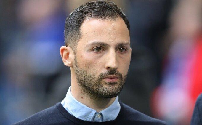 Schalke'de Domenico Tedesco ayrılığı!