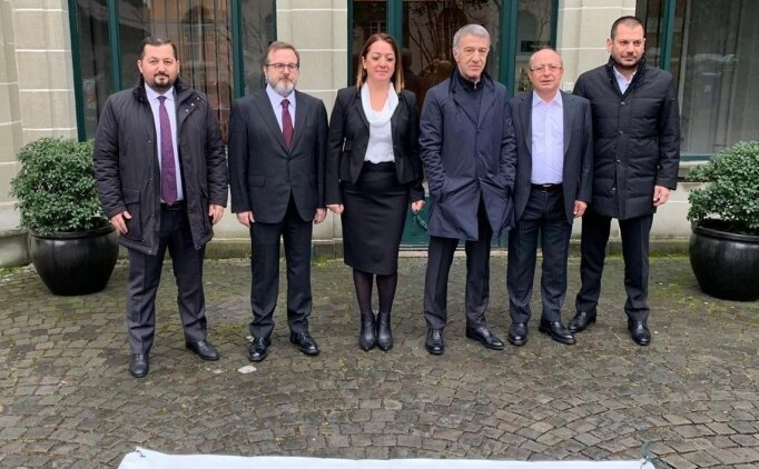 Ahmet Ağaoğlu: 'CAS davası iyi geçti'