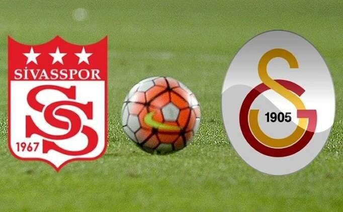 ÖZET Sivas GS izle, Sivasspor Galatasaray maçı kaç kaç bitti?