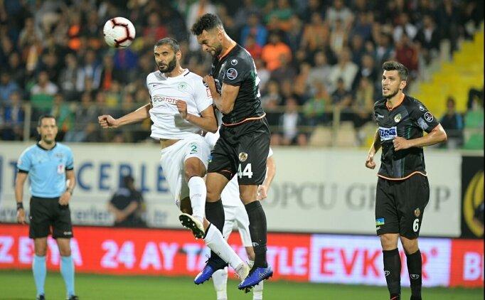 Gol düellosu Konyaspor'un! 11 maç sonra...