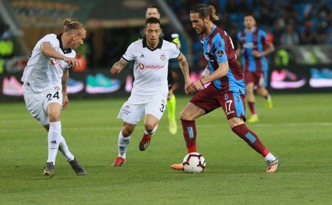 Tempolu derbinin kazananı Trabzonspor!