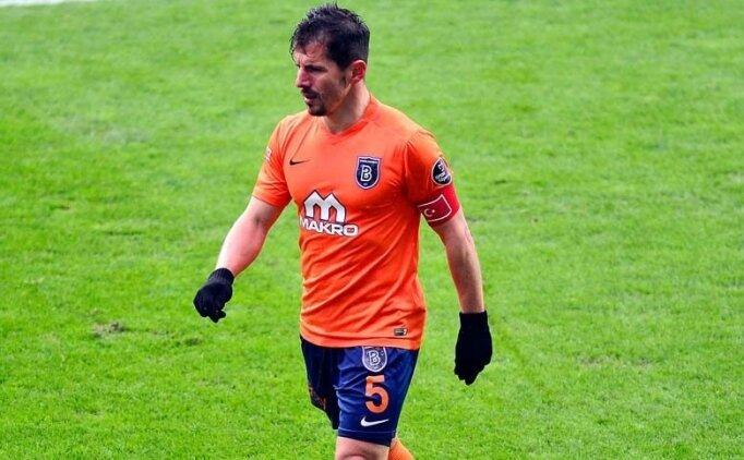 Galatasaray Başakşehir maçında olay çıktı! Emre Belözoğlu ne yaptı?