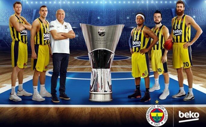Fenerbahçe Beko, tecrübesine güveniyor
