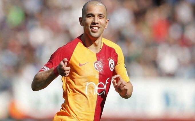 GollerCepte'nin en popüler golü Sofiane Feghouli'den geldi