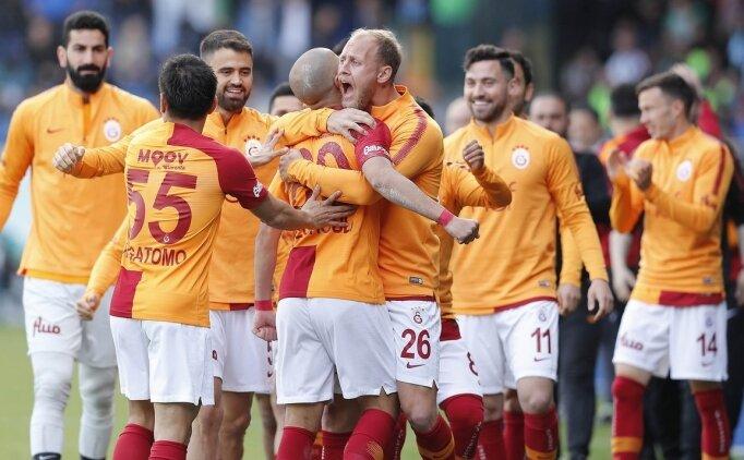 Galatasaray uzatma dakikalarında Diagne ile kazandı