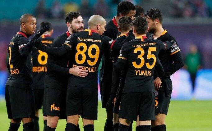 Boluspor-Galatasaray! Muhtemel 11'ler