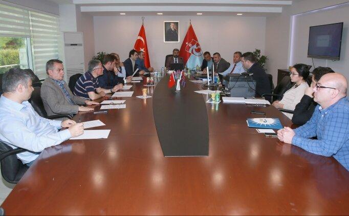 Trabzonspor'da Olağanüstü Genel Kurul gerçekleştirildi!
