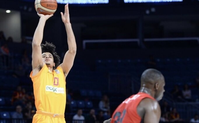 Galatasaray Doğa Sigorta ile Gaziantep Basketbol ikinci randevuda