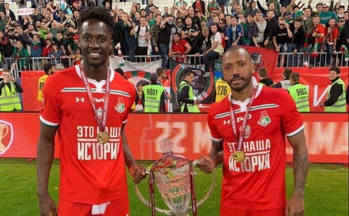 Rusya Kupası Lokomotiv Moskova'nın