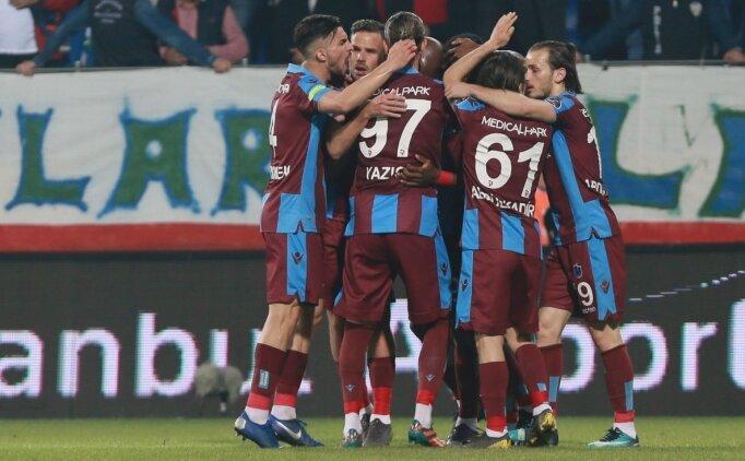 Trabzonspor, sezonu Karadeniz derbisini kazanarak kapattı!