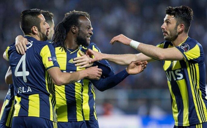 Fenerbahçe-Antalyaspor! Muhtemel 11'ler