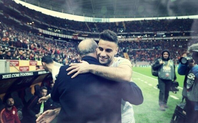 Galatasaray'dan Deniz Türüç'e: 'Seni alacağız, merak etme'