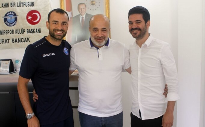 Adana Demirspor, Mehmet Uslu'yu transfer etti