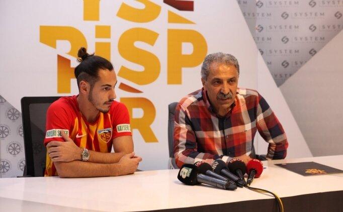 Fenerbahçe aldı ve Kayserispor'a gönderdi!