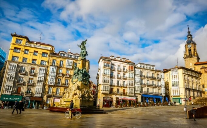 Avrupa basketbolunun kalbi Vitoria-Gasteiz'de atacak
