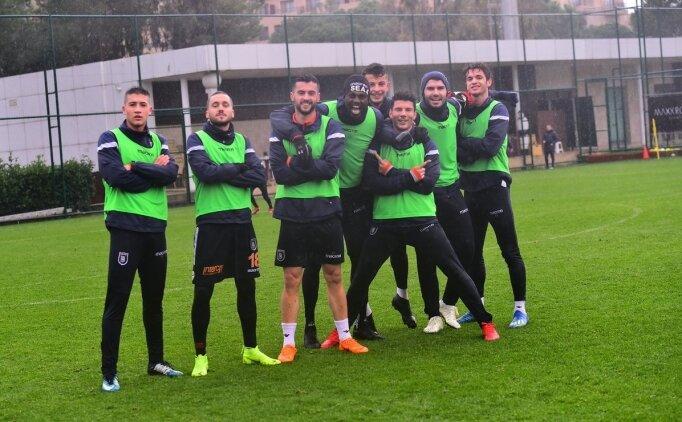 Serdar Taşçı, Medipol Başakşehir ile ilk maçına çıktı