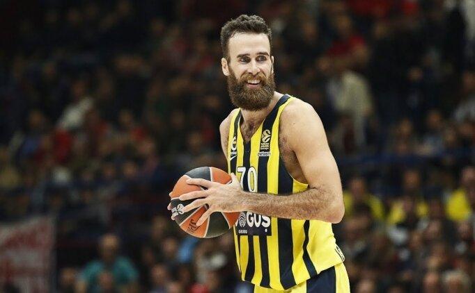 Luigi Datome Fenerbahçe Beko'da kaldı! 3 yıl daha...