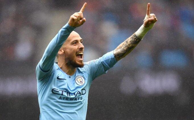Manchester City'nin yıldızı Silva ayrılığı açıkladı!