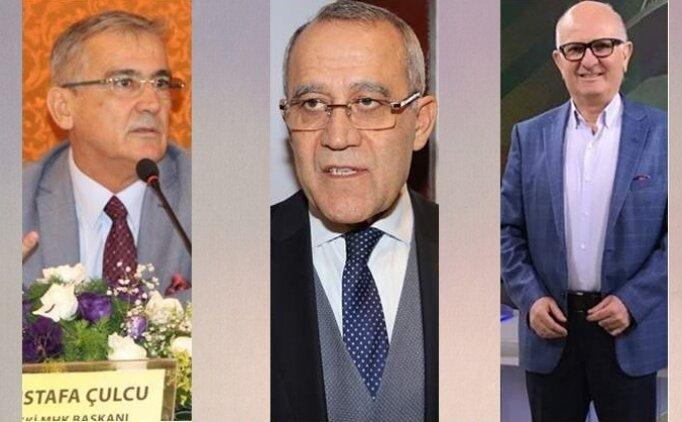 MHK başkanlığı için 3 aday var!