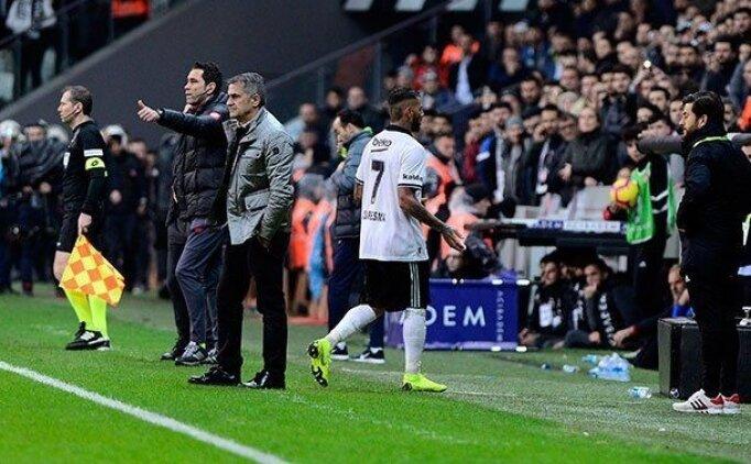 Beşiktaş'ta tüm gözler Quaresma kararında