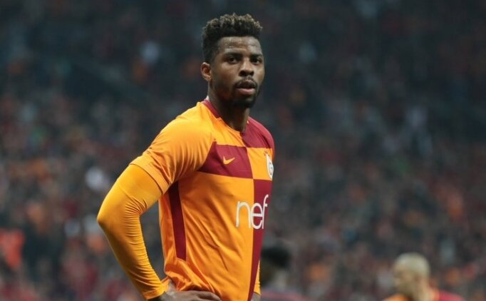 Donk: 'Donk oynadığı zaman Galatasaray kaybetmiyor diye..'